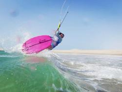 NEW Kirsty Jones Wave and Flat Water Kite Camps